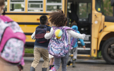 How Taxpayers Benefit When School Districts Implement Here Comes The Bus